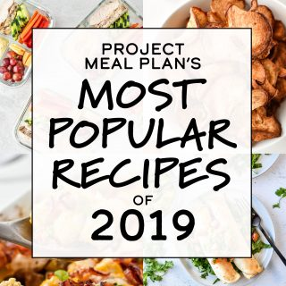 most popular recipes of 2019 cover image